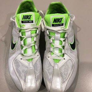 Nike Zoom Rival MD Track Shoe Unisex size 8.5